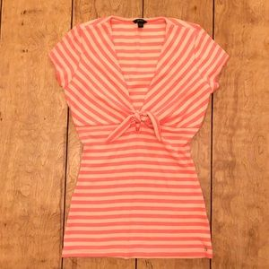 Guess knit stripped shirt